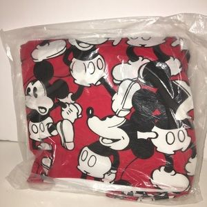❤️Vintage Mickey Mouse Bed Skirt/Ruffle❤️